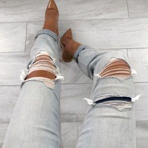 •Reposh• Leighton girlfriend jeans